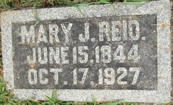 Mary Jane <I>Fruit</I> Reid