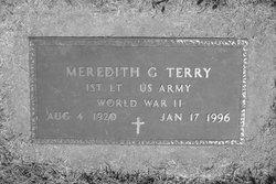 Meredith Gail <I>Harback</I> Terry