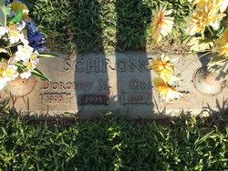 Dorothy Mae <I>Lane</I> Schronce