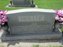 Raymond Staley Holler, Sr