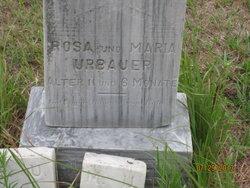 Rosa Urbauer