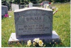 """Wesley Austin """"Ned"""" Walker"""