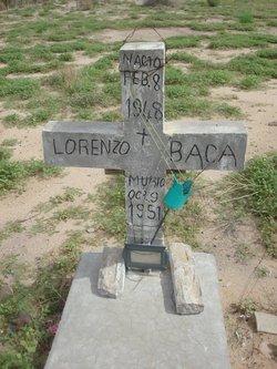 Lorenzo Baca