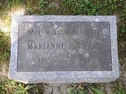 Marianne R Grant