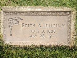 Edith A. <I>Culver</I> Dillehay