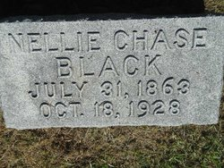 Nellie Eugenia <I>Chase</I> Black