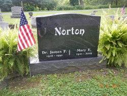 Dr James F. Norton