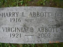 Harry L. Abbott, Jr