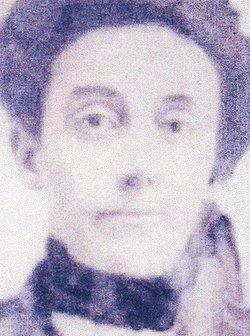 "Martha Elizabeth ""Mattie"" <I>Wisdom</I> Adams"