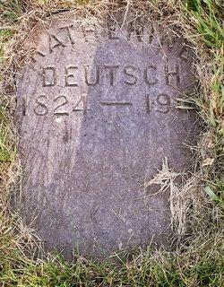 Katherine Deutsch