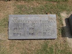 James Vernon Thomas