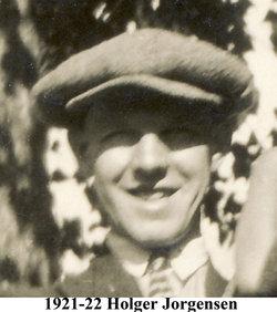 Holger Wilford Jorgensen