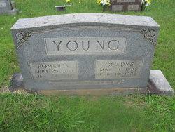 Emma Gladys <I>Bullman</I> Young