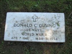 Donald C. Dusing