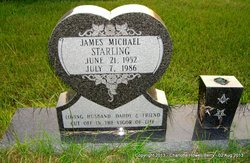 """James Michael """"Mike"""" Starling"""