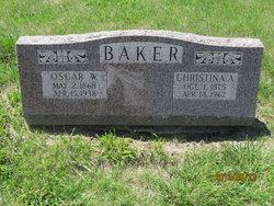 Christina Ann <I>Kisling</I> Baker