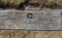 John Edwin Chrismer, Jr