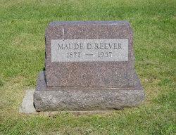 Maude Dora <I>Killen</I> Keever