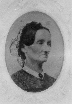 Sarah Frances <I>Burr</I> Kidder