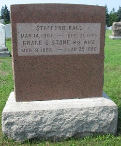 Grace Delia <I>Stone</I> Ball