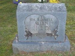 Ida Lovell Allen