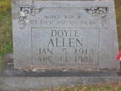 Grundy Doyle Allen