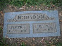 Beatrice Hodsdon