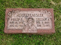 Lillian Muehlheausler