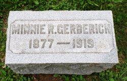 Minnie R. <I>Tomes</I> Gerberich