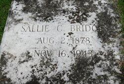 Sallie C Bridges