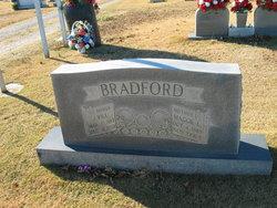 Maggie Lucille <I>Branscome</I> Bradford