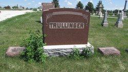 Sarah Lavinia <I>Snodgrass</I> Trullinger