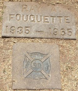 Raymond Alvin Fouquette