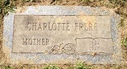 Charlotte Frere