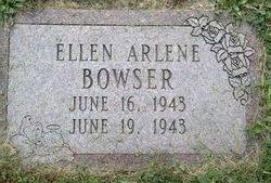 Ellen Arlene Bowser
