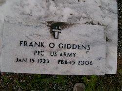 Frank O. Giddens