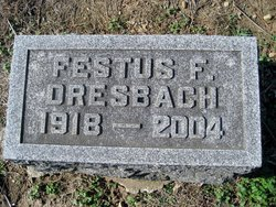 "Festus Ferriman ""Bill"" Dresbach"