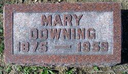 Mary S Downing