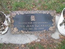 Doris Jean <I>Miller</I> Buckridge