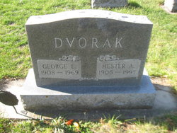 George E Dvorak