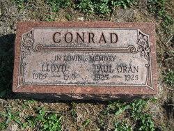 Paul Oran Conrad