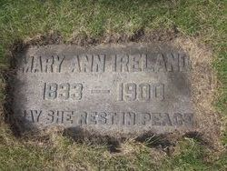 Mary Ann Ireland