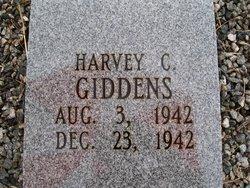Harvey Carroll Giddens