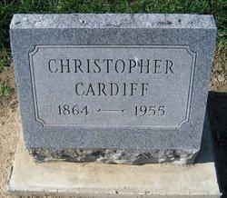"Christopher Samuel ""Chris"" Cardiff"