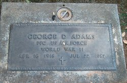George Dexter Adams