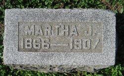 "Martha Jane ""Mattie"" <I>Hoover</I> Hott"