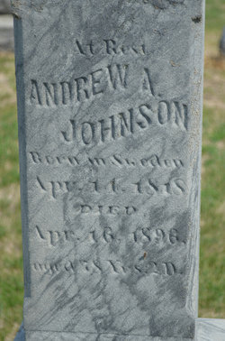 Andrew A. Johnson