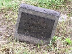 Fred C Frederick