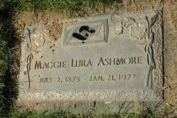 Maggie Lura <I>Stephens</I> Ashmore