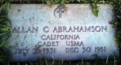 "Allan C ""Abe"" Abrahamson"